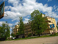 The house in constructivism style in Viciebsk - panoramio.jpg