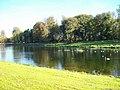 The lake in Lydiard Park - geograph.org.uk - 295627.jpg
