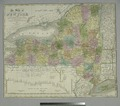 The state of New York from the most recent surveys. NYPL1253206.tiff