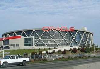 Oracle Arena - Image: Theoraclearena