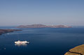 Thirasia - estur cruise ship - caldera - Santorini - Greece - 01.jpg