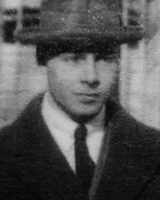 Llewellyn Thomas - Copenhagen 1926