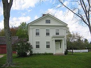 Smith–Harris House (East Lyme, Connecticut)