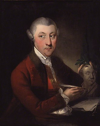 Thomas Hull (actor) - Thomas Hull, portrait from the 1760s