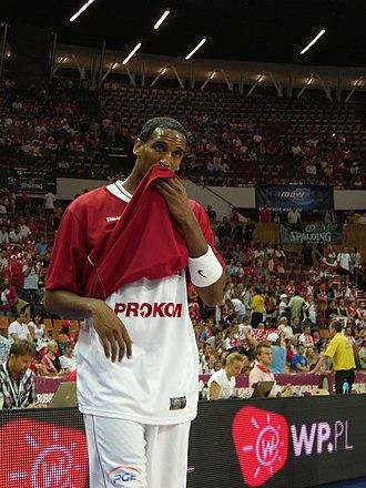 Thomas Kelati - Thomas Kelati was a member of the Poland national basketball team during the EuroBasket 2011.