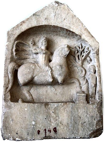 File:Thracian Horseman Histria Museum mod.jpg