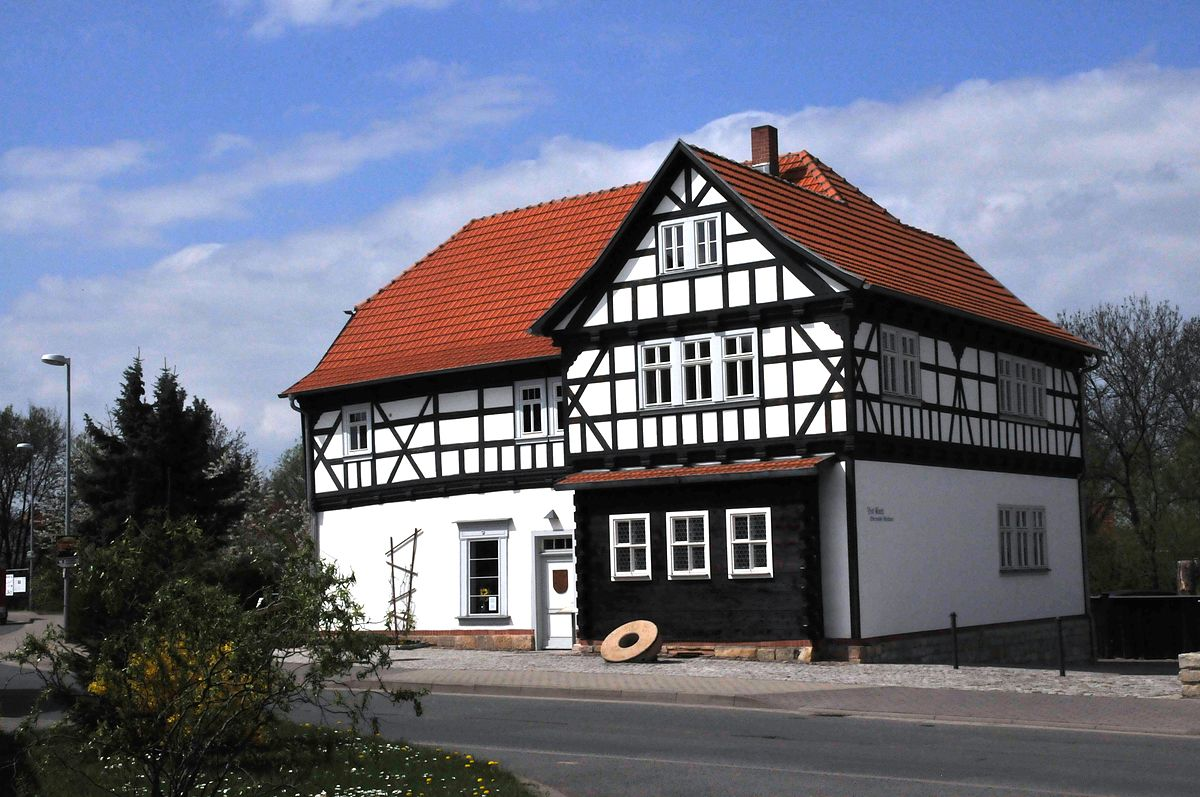 Günthersleben Wechmar
