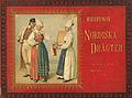 Thulstrup & Kramer, Afbildningar af Nordiska Drägter (1895) cover.jpg