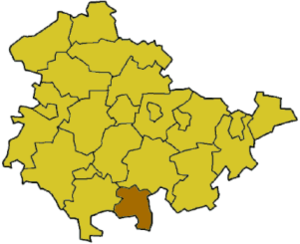 Sonneberg (district)