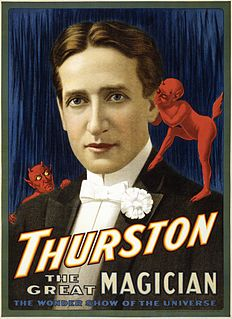 Howard Thurston American magician