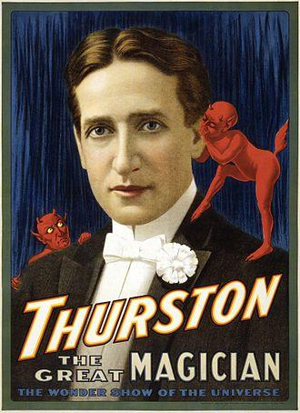 Howard Thurston - 1914 promotional poster