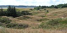 Östlige del av nationalpark thy