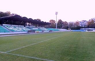 PFC Cherno More Varna - Ticha Stadium