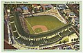 Tichnor Bros postcard of Wrigley Field, Chicago, Illinois.jpg
