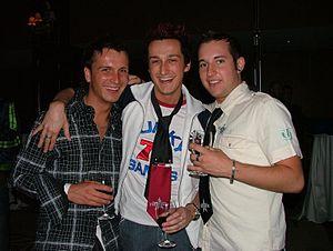 Tie Break (Austrian band) - Tie Break in 2004