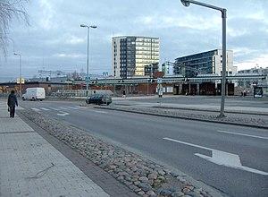 Tikkurila station - Image: Tikkurilan rautatieasema Vantaa