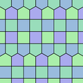 Tiling Dual Demiregular triple square Elongated Triangular.png
