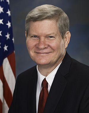 United States Senate election in South Dakota, 1996 - Image: Tim Johnson official portrait, 2009