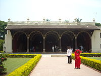 Photo: Tipu sultans palace