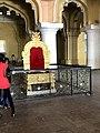 Tirumalai Naickar Mahal Throne.null.jpg