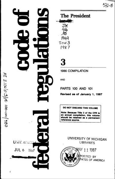 File:Title 3 CFR 1986 Compilation.djvu