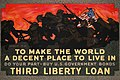 To make the world a decent place to live in, do your part - buy U.S. government bonds LCCN2002719413.jpg