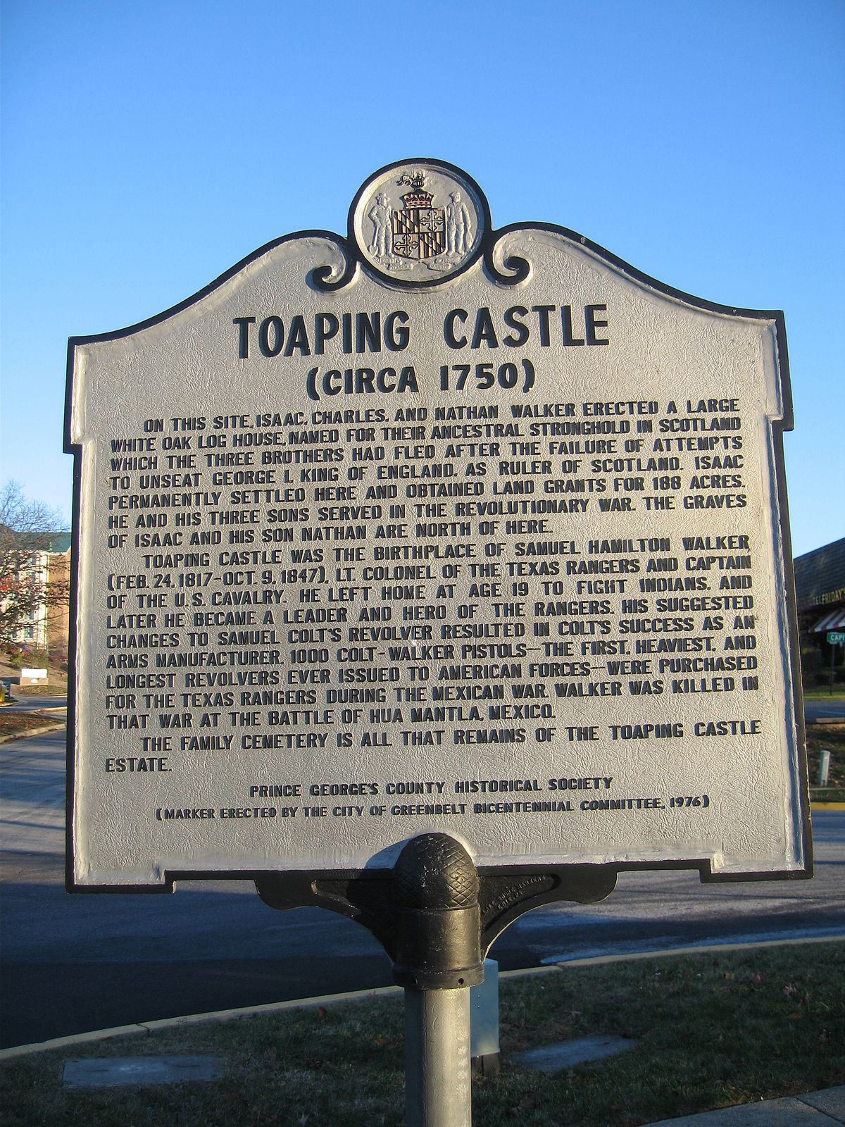 Toaping Castle Wikipedia