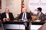 Todd Sanders, John McCain & Glenn Hamer (9508193542).jpg