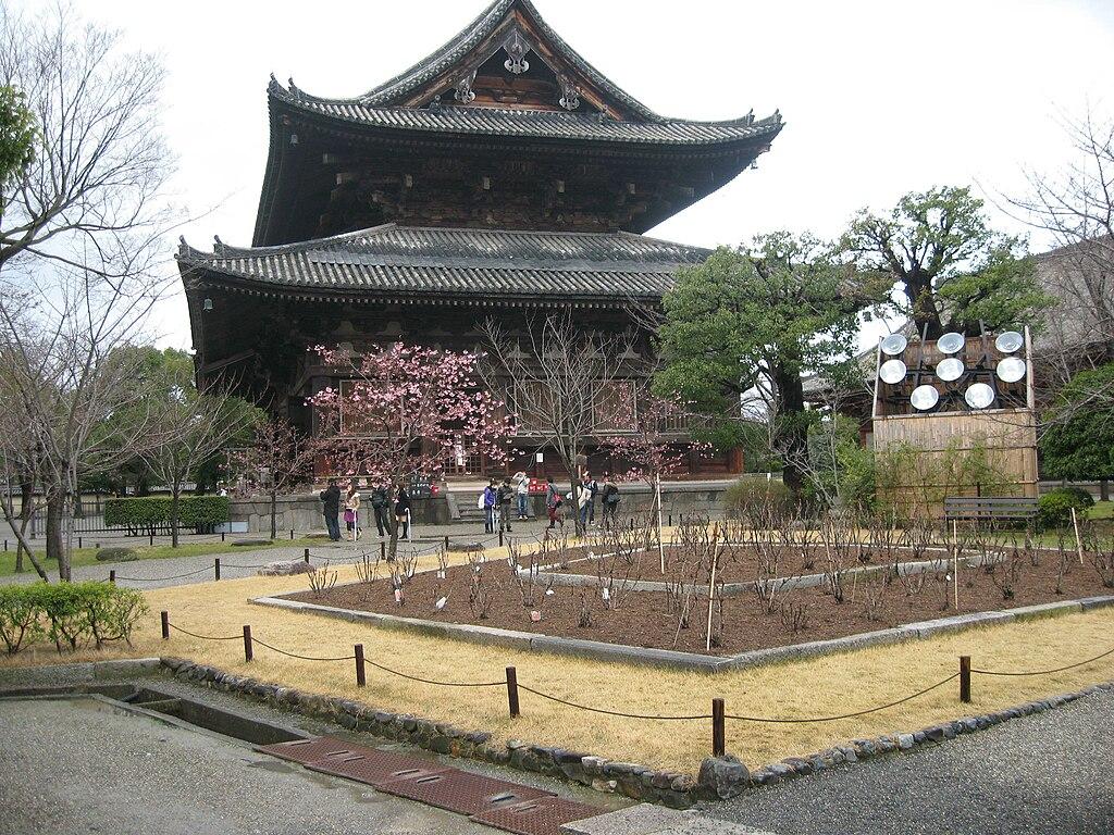 Toji-kyoto