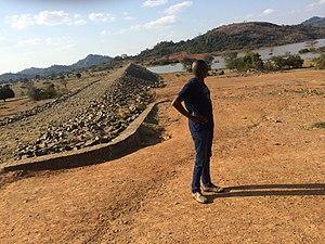 Tokwe Mukorsi Dam - Image: Tokwe Murkosi Dam Masvingo Zimbabwe