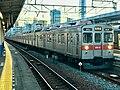 Tokyu Series 8500 8616F in Hikifune Station.jpg 04.jpg