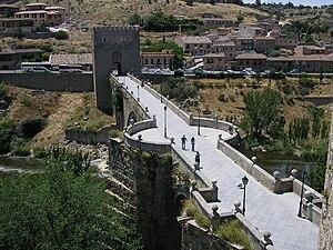 Puente de San Martín (Toledo) - Puente de San Martín in Toledo