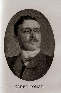 Toman Karel (1877-1946)