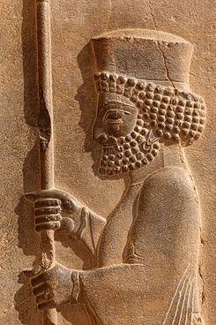 Px Tomb Of Artaxerxes Ii C Persepolis C Iran