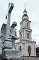 Tombstone with Angel and the bell tower.jpg