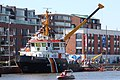 Tonnenleger Nordergründe, Seestadtfest 2018 in Bremerhaven.jpg