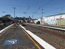 Toombul Railway Station, Queensland, Aug 2012.JPG