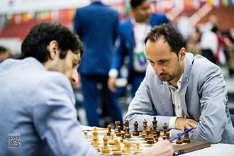Veselin Topalov - Against Baadur Jobava