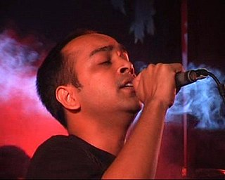 Topu Bangladeshi musician