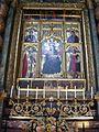 Torino, duomo, interno, 04 cappella dei santi crispino e crispiniano, polittico di defendente ferrari.JPG