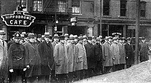 Toronto Police Service - Plainclothes officers circa 1919