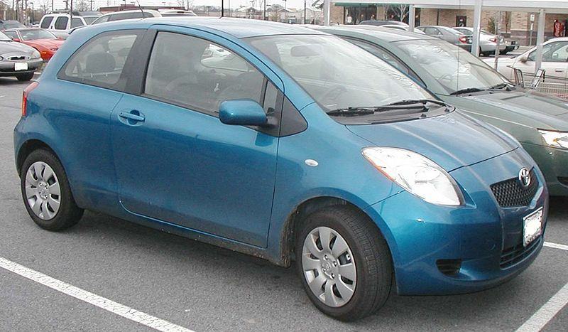 Exceptional File:Toyota Yaris Hatchback