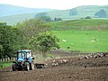 Tractor cultivations - geograph.org.uk - 484831.jpg