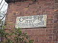 Tradesmans Sign on House - geograph.org.uk - 1245349.jpg