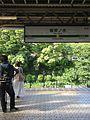 Train station sign of Ochanomizu station.jpg