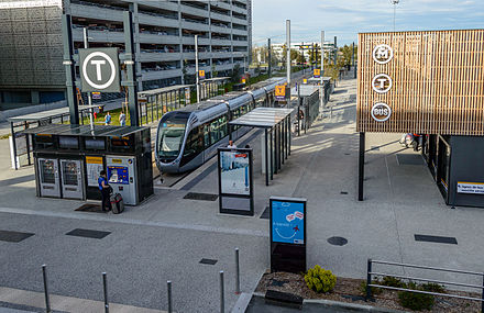 How To Get To Accenture Bureau De Toulouse In Blagnac By Bus Light Rail Or Metro Moovit