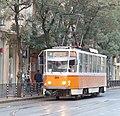 Tramway in Sofia in Alabin Street 2012 PD 033.jpg
