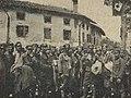 Transport Legionistów w Udine na froncie włoskim (1918).jpg