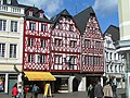 Trier Fachwerkhaeuser und Judenpforte.jpg