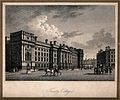 Trinity College, Dublin, Ireland. Line engraving after T. Ja Wellcome V0012556.jpg